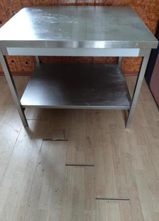 Стол под печь пиццерию