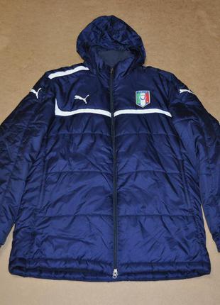 Puma зима парка куртка мужская