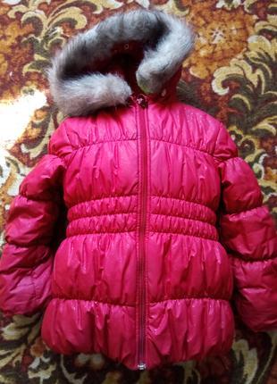 Куртка для девочки и комбинезон