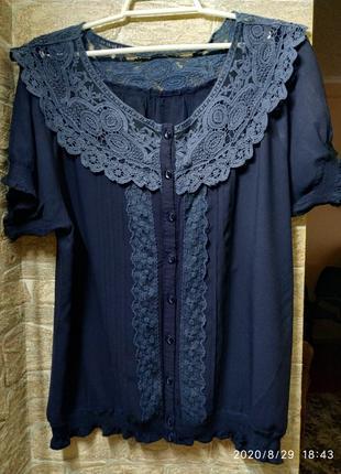 Женская блузка размер 48-50
