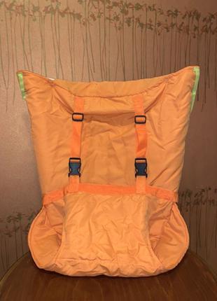 Портативное детское сиденье, чехол на стул