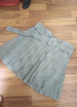 Клёвая юбка с поясом!