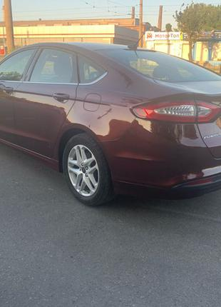 Ford Fusion 2,5