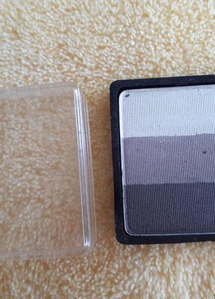 Новые белые серые черные тени набор палетка для глаз век marks...