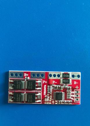 Бесплатная Доставка BMS Контроллер 16.8v 30a Плата 4s Балансир