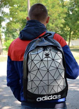 Рюкзак городской adidas gray