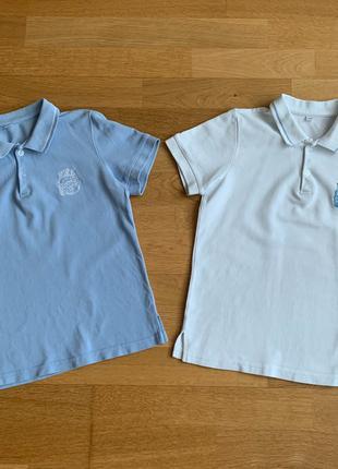 Поло, футболка для мальчика 146 см
