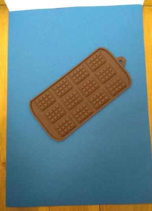 Форма для шоколада мини-плитка