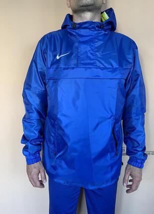 Костюм тренировочный (ветровка+брюки) Nike взрослый