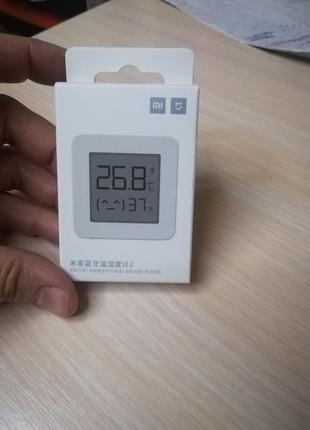 Беспроводной Bluetooth-датчик температуры и влажност Xiaomi LY...