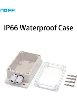 Sonoff IP66 водонепроницаемый корпус (Pow/TH10/TH16/G1/Basic/D...