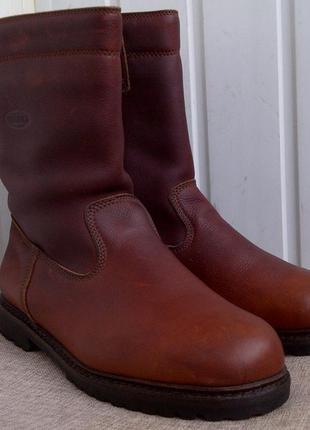 Зимние мужские сапоги , ботинки tecnica