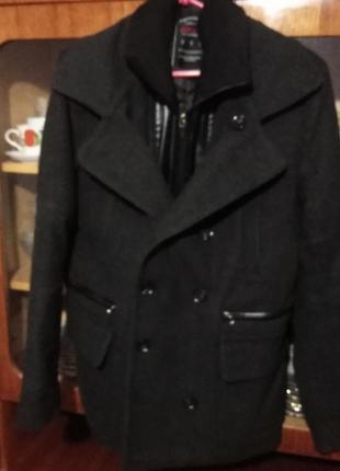 Пальто мужское размер м