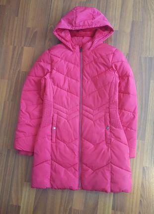 Зимняя куртка пальто пуховик
