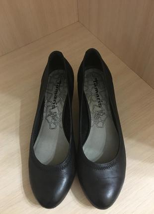Туфлі шкіряні Tamaris