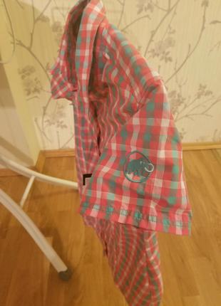 Рубашка Mammut
