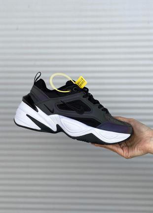 Кроссовки Nike M2k Tekno Black Reflictive