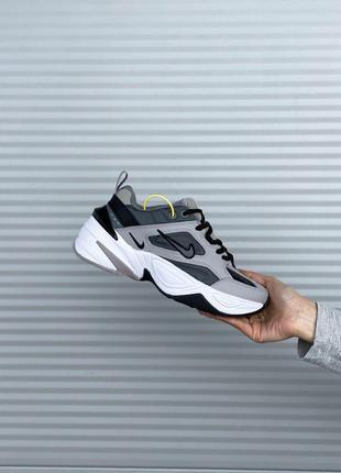 Кроссовки Nike M2k Blue Gray