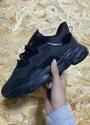 Кроссовки Adidas Ozweego Black