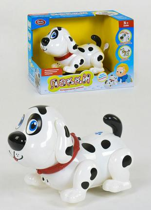 Сенсорная интерактивная собачка