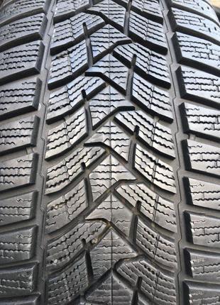 Зимові шини б/у 1шт. Dunlop Winter Sport 5 215/55 R16 97H (8mm)