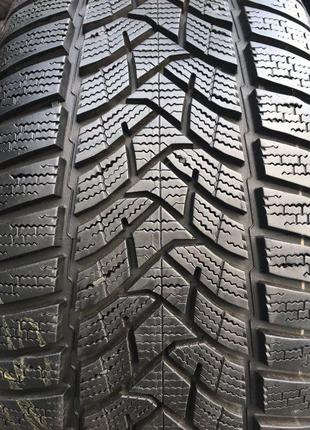 Зимові шини б/у 1шт. Dunlop Winter Sport 5 225/55 R16 99H (8mm)