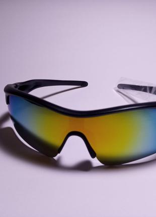 Солнцезащитные тактические антибликовые очки