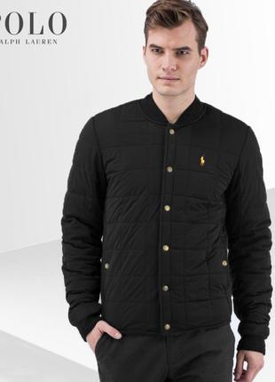 Демисезонная классическая куртка Polo Ralph Lauren
