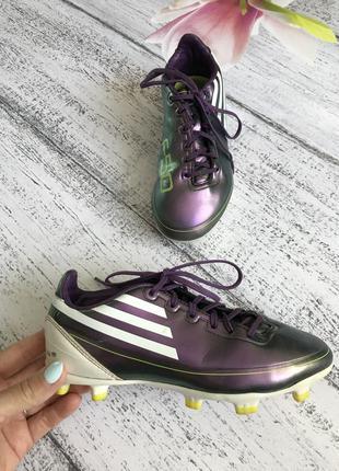 Крутые кроссовки для футбола кеды бутсы копы adidas размер 33(...