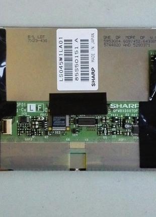 LS045W1LA01 TFT ЖК-экран для Sony Vaio VGN-UX серии КПК карманные