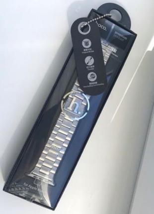 Apple Watch 42 mm hoco. premium product 1, 2, 3, 4, 5 series нови