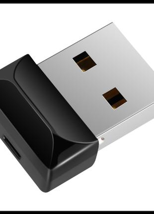Mini USB флешка, 64 Гб GB, USB 2.0 Cruzer НИЗКОПРОФИЛЬНАЯ