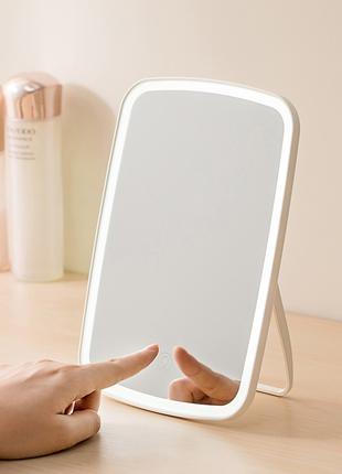 Xiaomi Зеркало LED для макияжа со светодиодной подсветкой LED