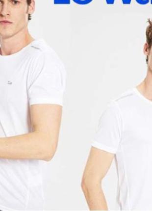 Футболка мужская LC Waikiki Белая спортивная новая футболка