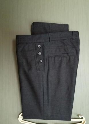 Мужские брюки vels шелк, вискоза