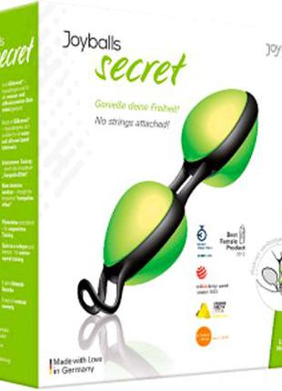 Вагинальные Шарики Joyballs Secret Германия