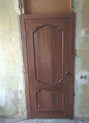 Установка замков различной сложности, двери