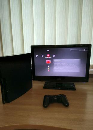 Sony PlayStation PS3 SLIM 500 Гб
