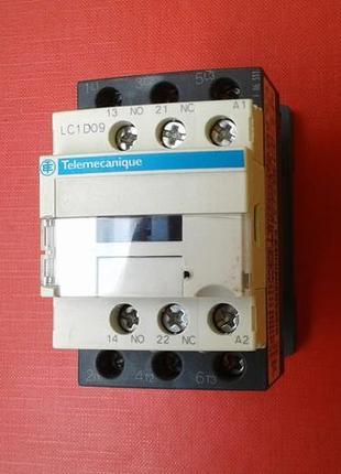 Контактор Telemecanique 25А, 3ф.