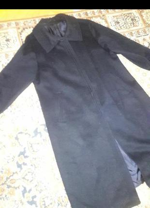 Пальто женское большой розмер осеннее
