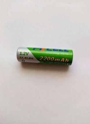 Аккумуляторы AA Pkcell 2200 mah аккумуляторные батарейки