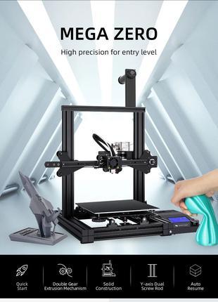 3д принтер Anycubic Mega Zero
