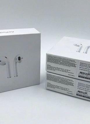 Оригинальные наушники Apple AirPods 2! Гарантия 1 год!