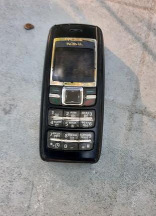 Телефон Nokia на запчасти или под ремонт