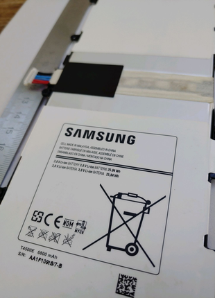 Аккумулятор, АКБ батарея Samsung T4500E galaxy tab 3