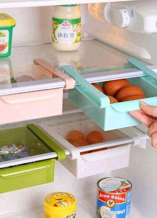 Органайзер - полка в холодильник и на стол / Полочка