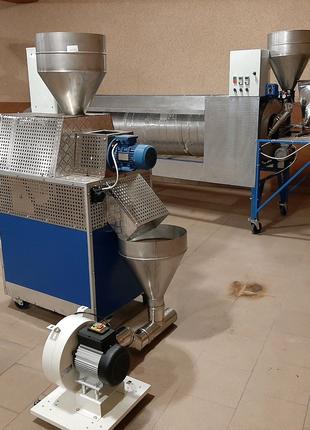 Оборудование по пройзводства кукурузных палочек