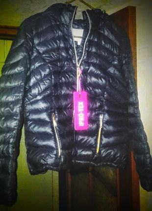 Женская куртка парка пуховик City Classic легкая