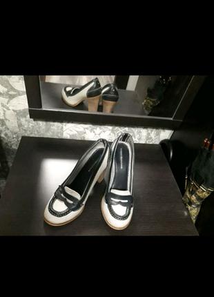 Туфли на высоком каблуке Tommi Hilfiger