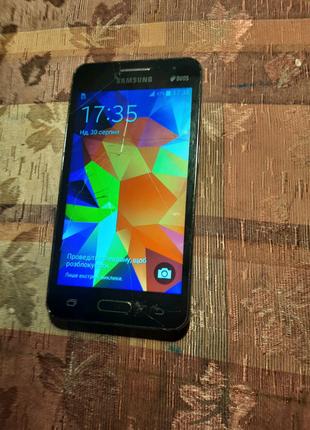Samsung Galaxy core 2 под ремонт или на запчасти